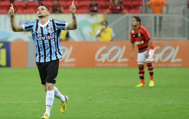 Resultado de imagem para Flamengo 0 x 1 Grêmio