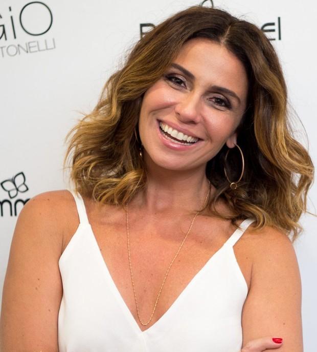 Giovanna Antonelli (Foto: Fabiano Silva/AgNews)