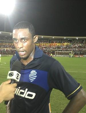 Alex Henrique, meia-atacante do CSA (Foto: Caio Lorena / Globoesporte.com)