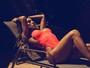Carol Saraiva conta segredo do corpo bronzeado: 'Alimentação'