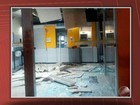 Quadrilha destrói terminais de bancos e explode cofre de Correios na Bahia