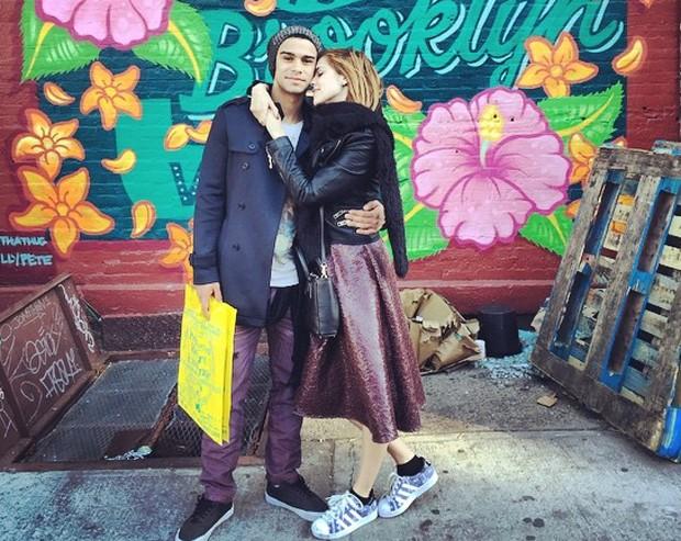 Sophia e Sergio: sintonia no amor, no trabalho e no estilo. (Foto: Reproduo / Instagram)