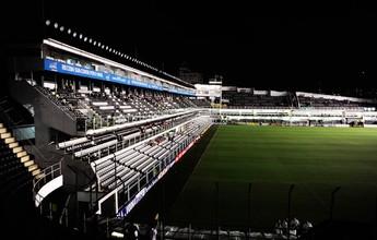 Santos faz promoção de ingressos para partida contra o Gama, na Vila