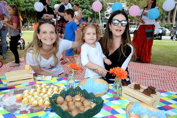 Comemoração de três anos do blog Cheguei ao Mundo (Foto: Juliana Rezende / Divulgação)