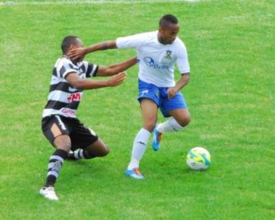 Santo André x XV de Piracicaba Copa Paulista (Foto: Divulgação / XV de Piracicaba)
