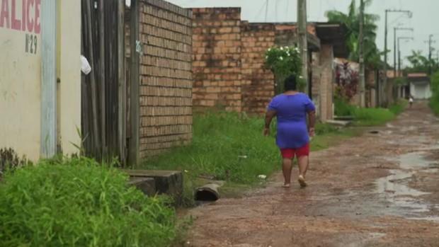 Fantástico mostra pesquisa sobre saneamento no Brasil  (fantástico)