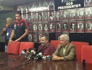 Fred Luz Biscotto (Foto: Ivan Raupp / Flamengo)
