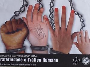 Lançada a Campanha da Fraternidade 2014 (Foto: João Barbosa / TV Grande Rio)