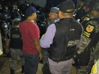 Presos fazem motim em delegacia de Iranduba no interior do Amazonas