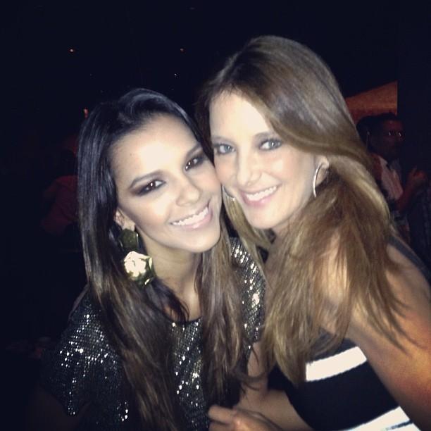 Mariana Rios com a aniversariante (Foto: Reprodução/Instagram)