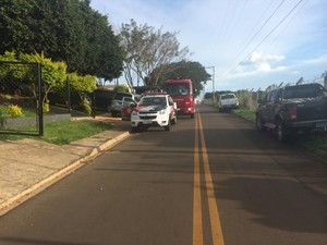 Médico de Londrina morreu após acidente da paraquedas em Piracicaba (Foto: Marcello Carvalho/G1)