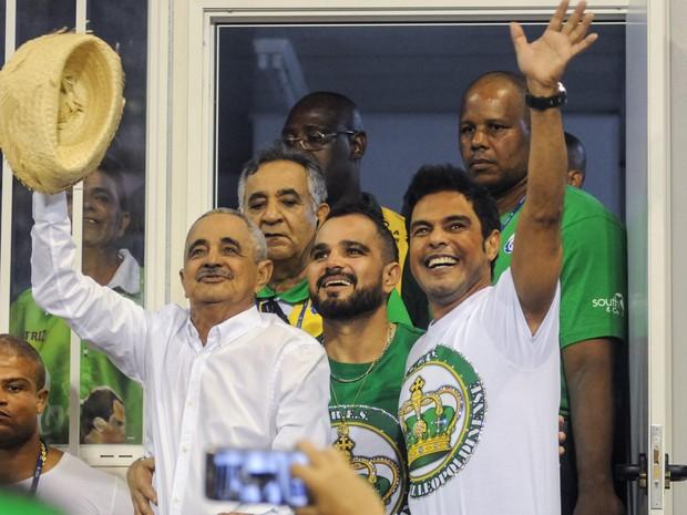 A dupla Zezé di Camargo e Luciano será homenageada pela escola  (Foto: Alexandre Durão/G1)