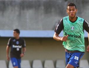 Souza, volante do Grêmio (Foto: Lucas Uebel/Divulgação, Grêmio)