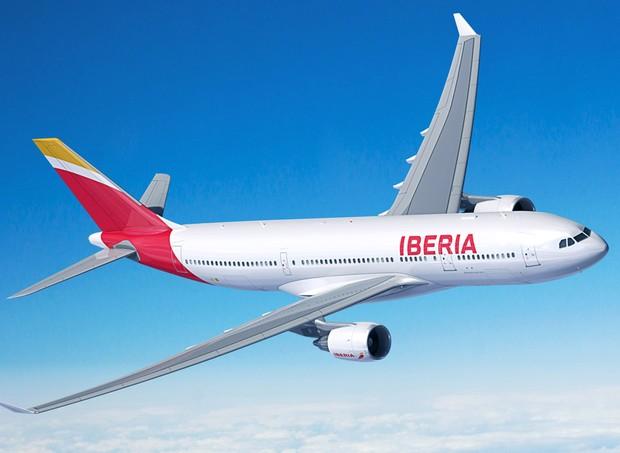 Iberia foi multada em 25 mil euros por exigir que candidatas a emprego fizessem testes de gravidez (Foto: Divulgação)
