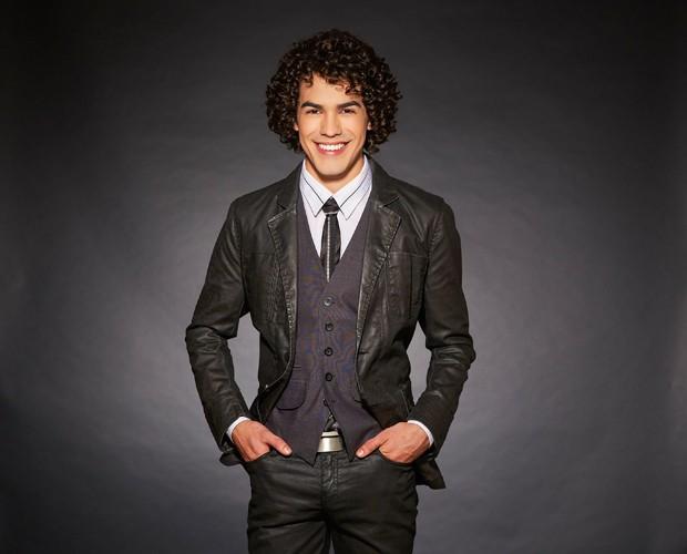 Sam Alves foi o grande campeão do The Voice Brasil 2 (Foto: Divulgação)