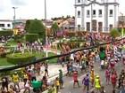 Neópolis tem frevo, blocos e 'mela-mela' (Reprodução/TV Sergipe)