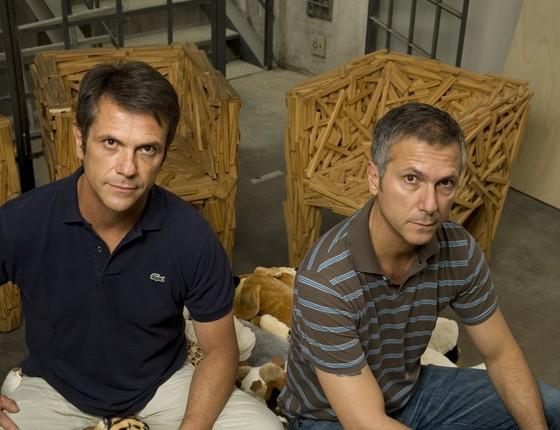 Os irmãos Campana são um dos destaques da próxima edição da SP Arte  (Foto: Divulgação)