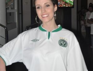 Camisa 2 da Chapecoense (Foto: Divulgação / Chapecoense)