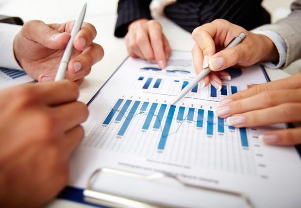Planejamento financeiro ; controle de contas ; projeto da empresa ; carreira ;  (Foto: Shutterstock)
