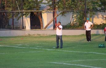 "Paolo Rossi comemora ponto fora de casa: ""Soubemos valorizar o empate"""