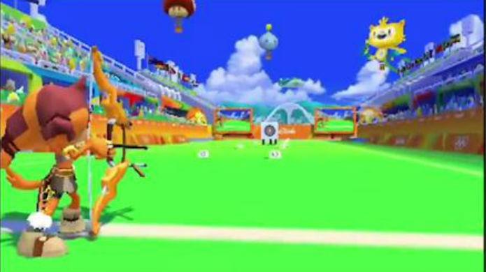 Mario & Sonic at the Rio 2016 Olympic Games possui muita variedade (Foto: Divulgação/Nintendo)
