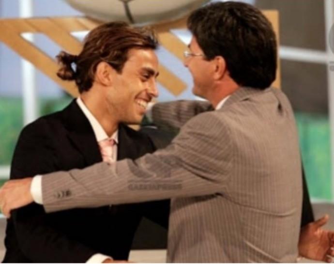 """BLOG: Valdivia publica homenagem para Caio Júnior: """"Obrigado por ter me ajudado"""""""