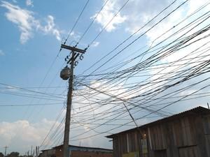 Nova rede, segubdo a Eletrobras, impossibilará a instalação de rabichos e gambiarras (Foto: Eletrobras/Divulgação)
