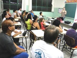 Educação de Jovens e Adultos está com inscrições abertas (Foto: Divulgação/ Prefeitura de Promissão )
