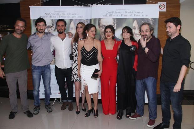 Pré estreia do Filme O Amor no Divã (Foto: Thyago Andrade- Brazilnews)