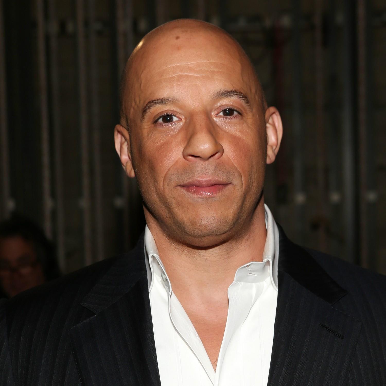 O ator Mark Vincent, mas pode chamar de Vin Diesel. (Foto: Getty Images)