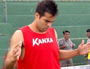 Rodrigo Dantas volta ao CRB (Foto: Ascom CRB)