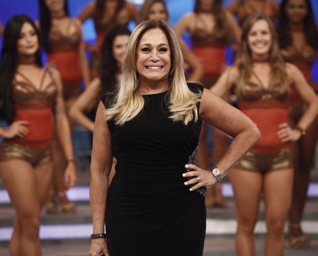 516eb4e32c Susana Vieira exibe ótima forma aos 71 anos (Foto  Inácio Moraes TV Globo