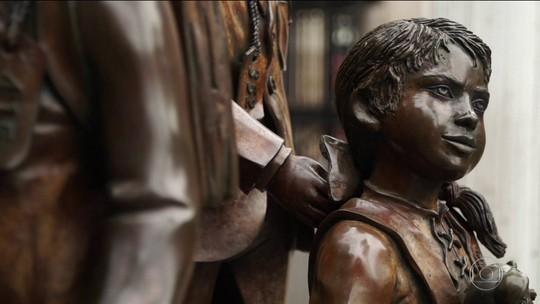 Museu da Inglaterra mostra a experiência do holocausto em 3D