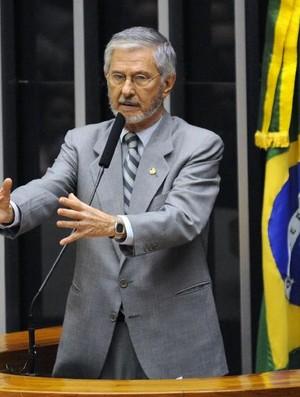 Ibsen Pinheiro na Câmara dos Deputados (Foto: Agência Brasil)