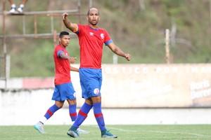Thiago Santana Náutico (Foto: Aldo Carneiro/ Pernambuco Press)