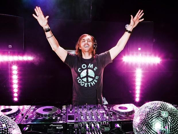 David Guetta (Foto: Divulgao)