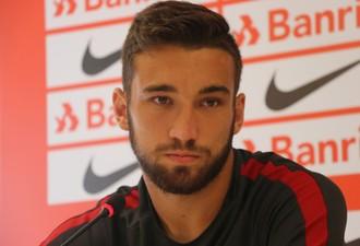 Léo Ortiz Andrigo Inter (Foto: Tomás Hammes / GloboEsporte.com)