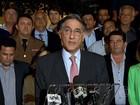 Samarco é responsável pelo desastre e deve arcar com prejuízo, diz Pimentel