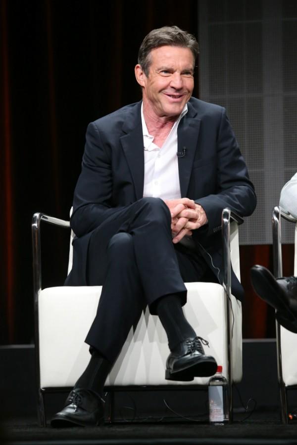 Dennis Quaid teve problemas com cocaína (Foto: Getty Images)