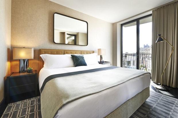 Hotel icônico é repaginado em NY