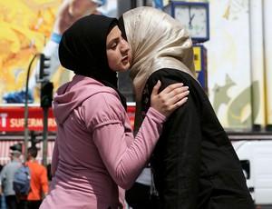 mulher com burca - hijab (Foto: Getty Images)