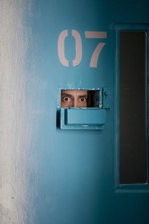 Em Supermax, os participantes são obrigados a dormir em celas individuais (Foto: Globo/Cauiá Franco)