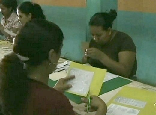 Professores trabalham a inclusão social nas rede publica em tabatinga (Foto: Amazônia TV)