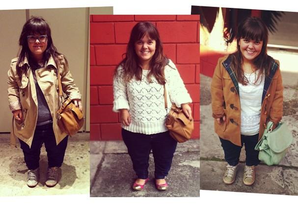 Dá só uma olhada nos looks de inverno de Natalia Cruz (Foto: Reprodução/Instagram)