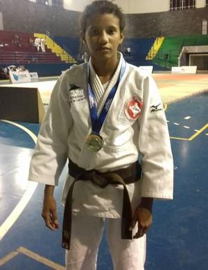 Amanda Arraes - judoca -44kg (Foto: Arquivo Pessoal/Amanda Arraes)