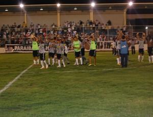 Botafogo x CSP, Campeonato Paraibano 2013 (Foto: Lucas Barros / Globoesporte.com/pb)