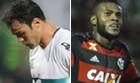 Domingo: Globo exibe Coritiba x Flamengo (Reprodução)