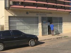 Defensoria Pública de Rondônia (Foto: Reprodução/TV RO)