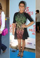 Inspire-se nos looks coloridos e cheios de estilo de Giovanna Antonelli