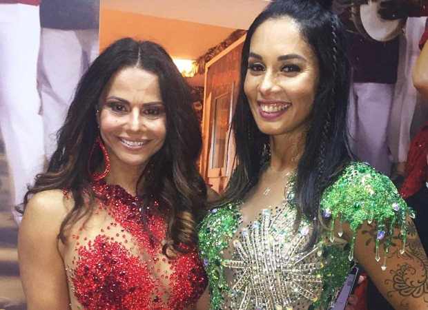 Viviane Araújo e Milena Nogueira (Foto: Divulgação: Reprodução Instagram/ Palmer Assessoria de Comunicação )